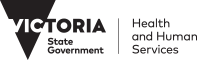 State Government Victoria | Department of Health & Human Services